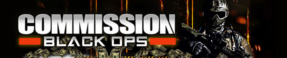 Commission Black Ops Review Header Image