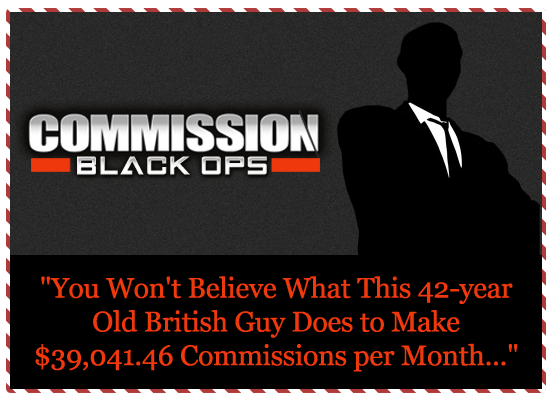 1 - Commission Black Ops Training Program Review - Top Tips That Work